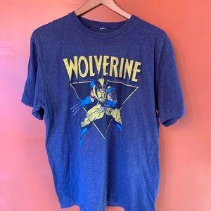 Marvel 90s Wolverine T Shirt